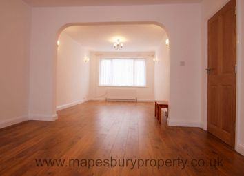 Thumbnail 3 bed semi-detached house to rent in Gladstone Park Gardens, Dollis Hill
