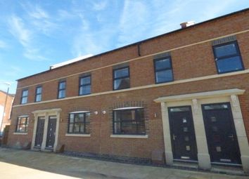 Thumbnail 3 bed town house to rent in Great Russell Street, Northampton