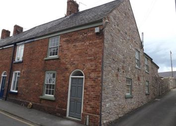 Thumbnail 3 bed end terrace house for sale in Chapel Street, Denbigh, Denbighshire, North Wales