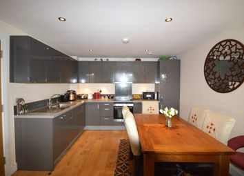 Thumbnail 2 bed flat for sale in Townhall Square, Crayford, Kent