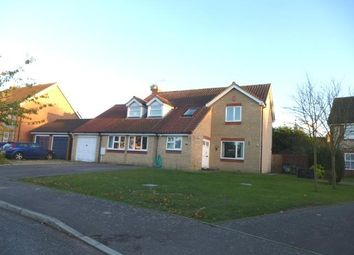 Thumbnail 5 bed property to rent in Arlington Way, Thetford, Norfolk