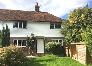 Thumbnail 2 bed semi-detached house for sale in Parsonage Farm Cottages, Brenchley Road, Brenchley, Tonbridge, Kent