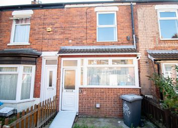 Thumbnail 2 bed terraced house to rent in Ivy Terrace, Barnsley Street, Hull