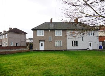 Thumbnail 3 bed semi-detached house for sale in Poplar Road, Skellow, Doncaster