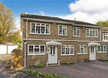 4 bed end terrace house for sale in Daneswood Close, Weybridge, Surrey KT13