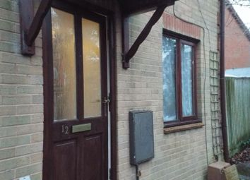 Thumbnail 2 bed semi-detached house to rent in Foxgrove, Chippenham