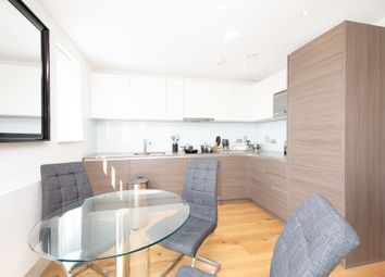 Thumbnail 1 bed flat to rent in Graham Apartments, Silverworks Close, London