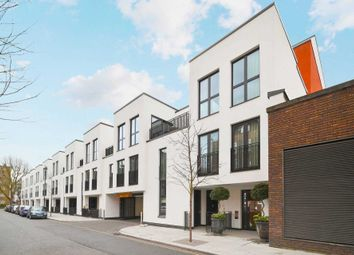 Thumbnail 1 bed flat for sale in Lyons Place, London
