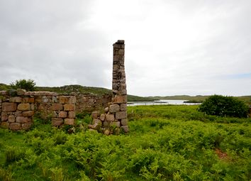 Thumbnail Land for sale in Plot At Creich, Fionnphort, Isle Of Mull