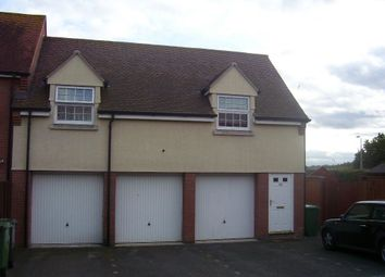 Thumbnail 1 bed maisonette to rent in Gershwin Boulevard, Witham
