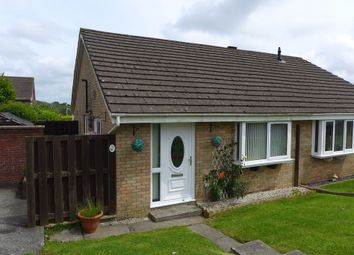 Thumbnail 2 bed semi-detached bungalow for sale in Wordsworth Avenue, Priory Park, Haverfordwest