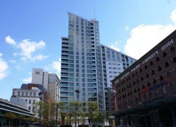 Thumbnail 1 bed flat to rent in Great Northern Tower, Deansgate, Manchester