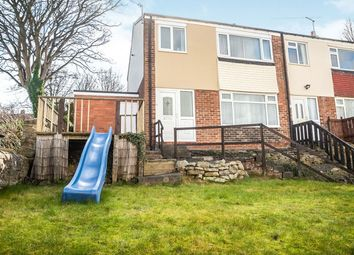Thumbnail 3 bed terraced house for sale in Fellside Court, Whickham, Newcastle Upon Tyne