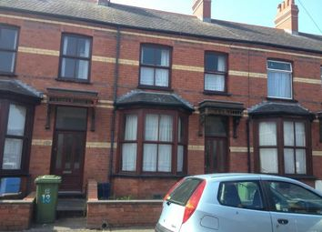 Thumbnail 6 bed terraced house to rent in Friars Avenue, Bangor, Gwynedd