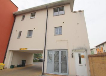 Thumbnail 1 bed flat to rent in Merchant Square, Portishead, Bristol