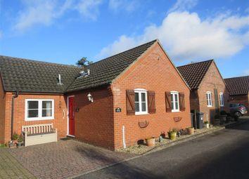 Thumbnail 3 bed detached bungalow for sale in Glaven Hale Close, Holt