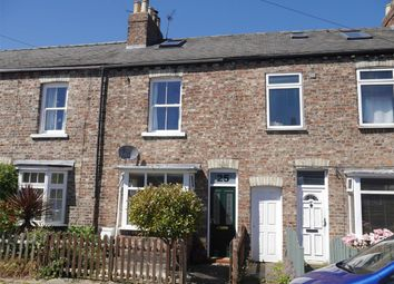 Thumbnail 2 bed terraced house for sale in Harrison Street, Heworth, York