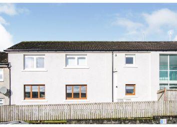 Thumbnail 2 bed flat for sale in Castlehill Quadrant, Dumbarton