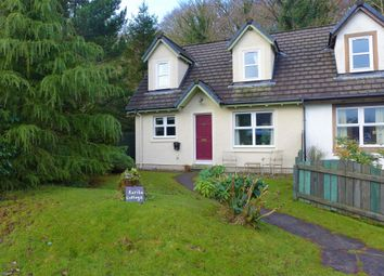 Thumbnail 2 bed semi-detached house for sale in Karibu Cottage Cairnbaan Lea, Cairnbaan
