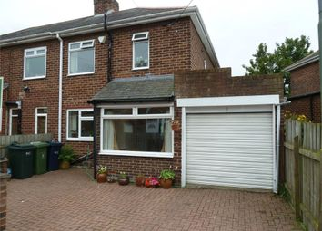 Thumbnail 2 bed semi-detached house for sale in Meadowfield Crescent, Ryton, Tyne And Wear