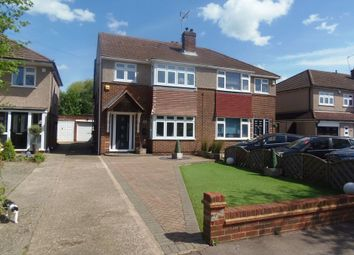 Thumbnail 4 bed semi-detached house to rent in Montayne Road, Cheshunt, Waltham Cross