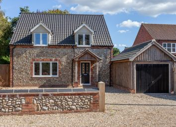 Thumbnail 4 bed detached house for sale in Mill Lane, Briston, Melton Constable