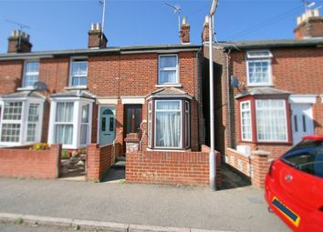 Thumbnail 2 bed terraced house for sale in Queens Road, Burnham-On-Crouch, Essex
