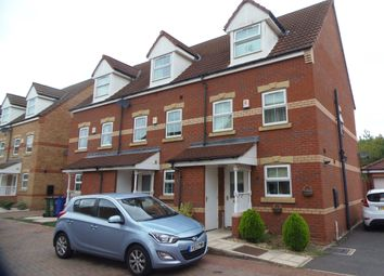 Thumbnail 3 bed semi-detached house to rent in Vulcan Mews, Auckley, Doncaster