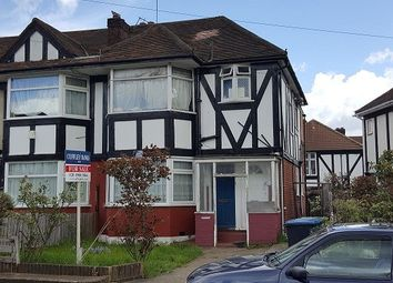 Thumbnail 1 bedroom flat for sale in Highcroft Avenue, Wembley