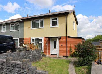 Thumbnail 3 bedroom semi-detached house for sale in Caergynydd Road, Waunarlwydd, Swansea