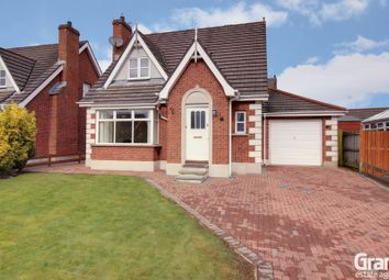 Thumbnail 3 bed detached house for sale in Whitethorn Brae, Newtownards
