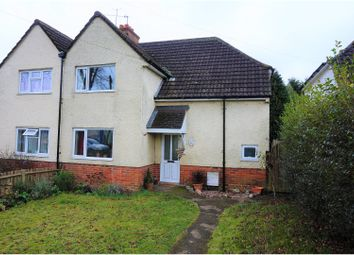 Thumbnail 3 bed semi-detached house for sale in Twyford Road, Eastleigh