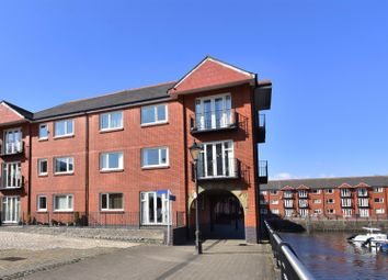 Thumbnail 2 bed flat to rent in Arethusa Quay, Maritime Quarter, Swansea