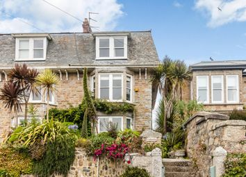 Thumbnail 6 bed semi-detached house for sale in Alverton Road, Penzance, Cornwall
