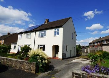 Thumbnail 3 bed semi-detached house for sale in Diglands Avenue, New Mills, High Peak, Derbyshire