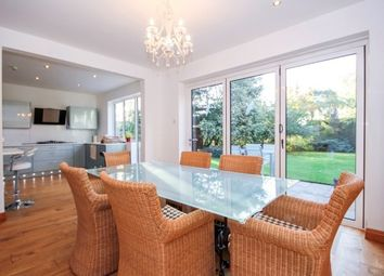 Thumbnail 5 bed detached house to rent in Walnut Close, Heslington, York