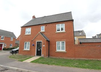 Thumbnail 4 bed detached house for sale in Chesterfield Way, Eynesbury, St. Neots, Cambridgeshire