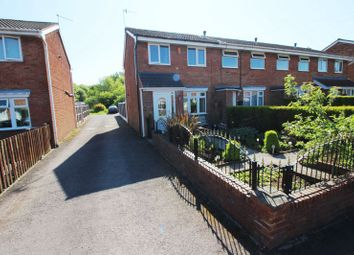 Thumbnail 2 bed semi-detached house for sale in Barmouth Grove, Brindley Ford, Stoke-On-Trent