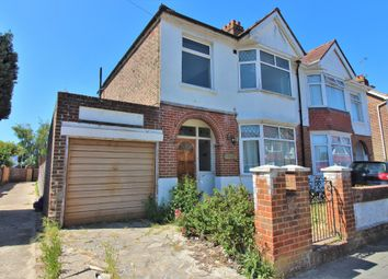 3 bed semi-detached house for sale in Elmwood Road, Portsmouth PO2