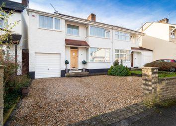 Harrow Road, Carshalton SM5. 3 bed semi-detached house for sale