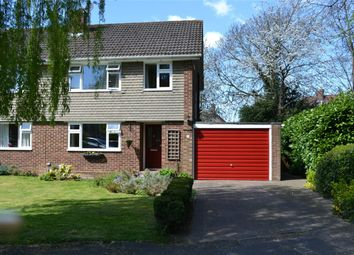 Thumbnail 3 bed semi-detached house for sale in Springfield Park, Twyford, Berkshire