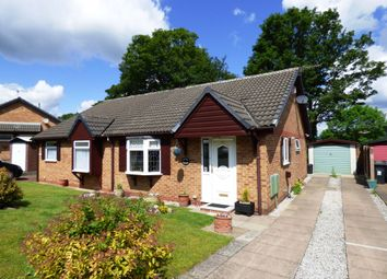 Thumbnail 2 bedroom bungalow for sale in Peveril Gardens, Newtown, Disley, Stockport
