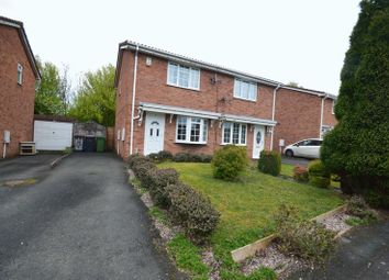 Thumbnail 2 bedroom semi-detached house for sale in Oleander Close, The Rock, Telford