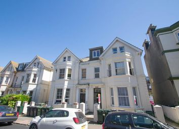 Thumbnail 3 bed flat for sale in Pevensey Road, Eastbourne