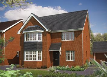"""Thumbnail 4 bed detached house for sale in """"The Kingston"""" at King Alfred Way, Oxfordshire, Wantage"""