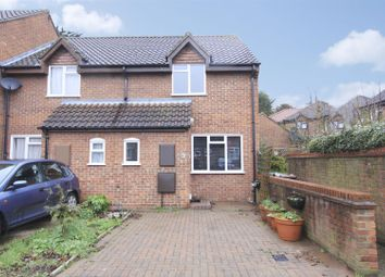 Thumbnail 2 bedroom end terrace house for sale in Copperfield Way, Pinner