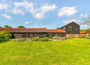 Thumbnail 5 bed barn conversion for sale in Braughing Bury, Braughing, Ware