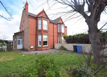Thumbnail 5 bed flat for sale in Rhuddlan Road, Rhyl