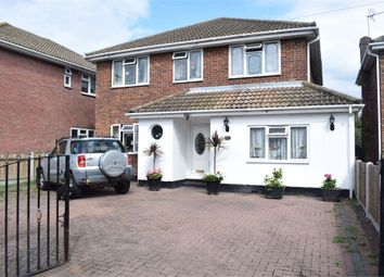 Thumbnail 5 bed detached house for sale in Furtherwick Road, Canvey Island, Essex