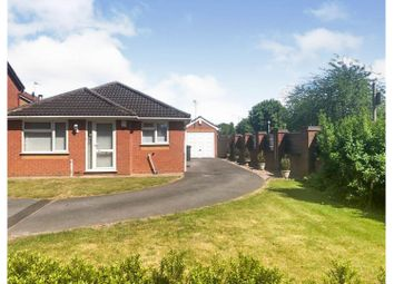 Thumbnail 2 bed detached bungalow for sale in Hickton Drive, Chilwell